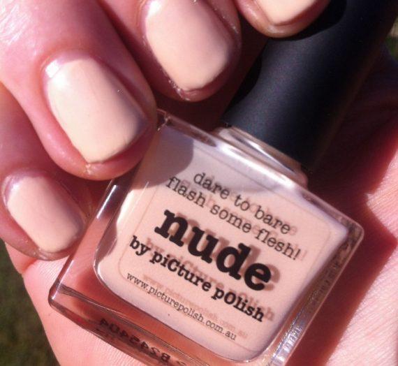Picture Polish Nude