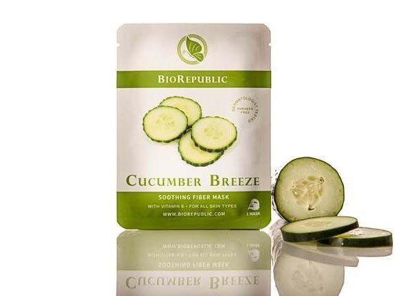 BioRepublic Cucmber Breeze Sheet Mask