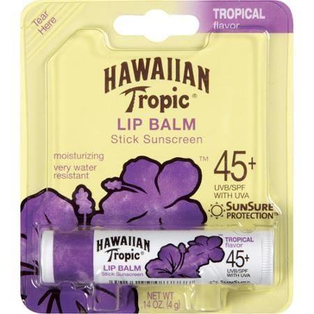 Lip Balm Tropical Flavor
