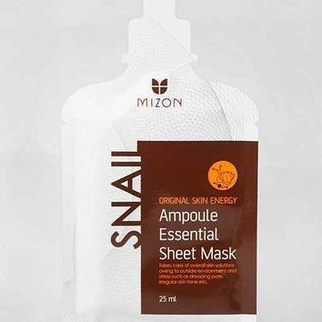 Ampoule Essential Sheet Mask (Snail)