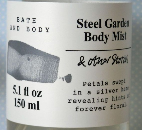 Steel Garden Body Mist