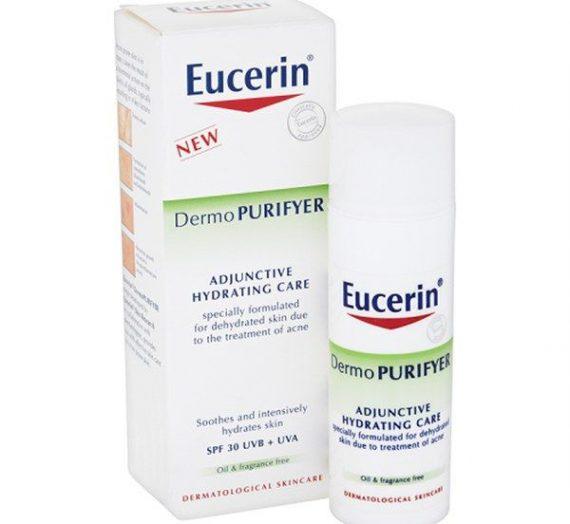 Eucerin® Dermo PURIFYER Adjunctive Hydrating Care SPF 30 UVB + UVA