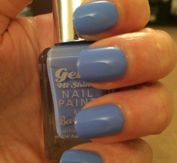 Gelly Hi-Shine Nail Paint – Blueberry