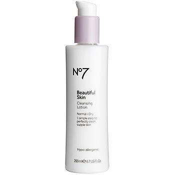 No7 Beautiful Skin Cleansing Lotion – Normal / Dry
