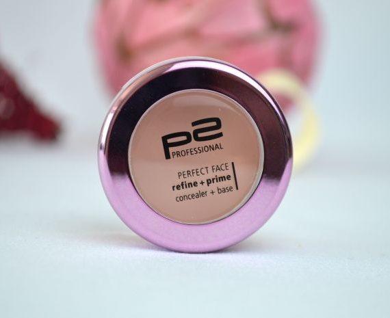 P2 Professional/ Perfect Face Refine + Prime/ Concealer + Base