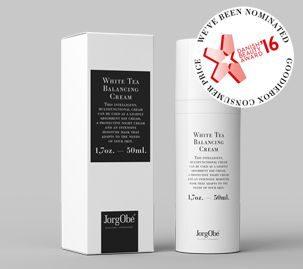 JorgObé – White Tea Balancing Cream