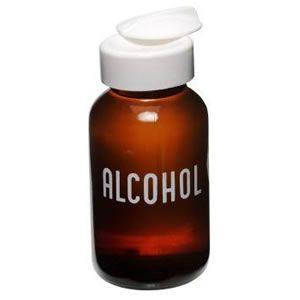 Rubbing Alcohol Treatment