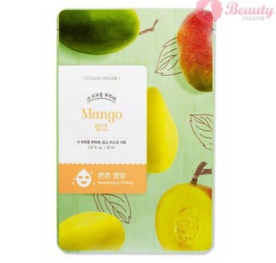 New I Need You, Mango! Mask Sheet