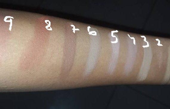 That Glow Palette