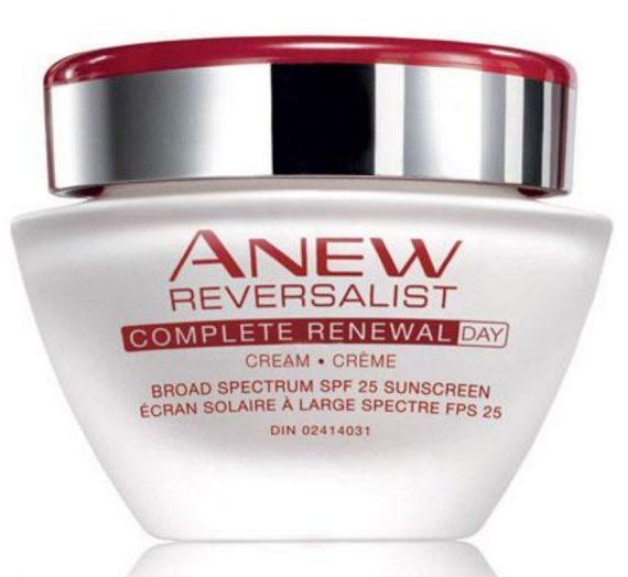 Anew Reversalist Complete Renewal Day Cream Broad Spectrum SPF 25