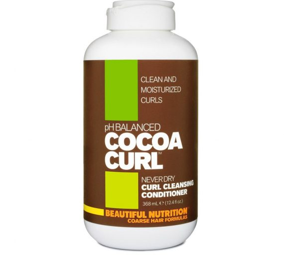 Beautiful Nutrition – Cocoa Curl Cleansing Conditioner