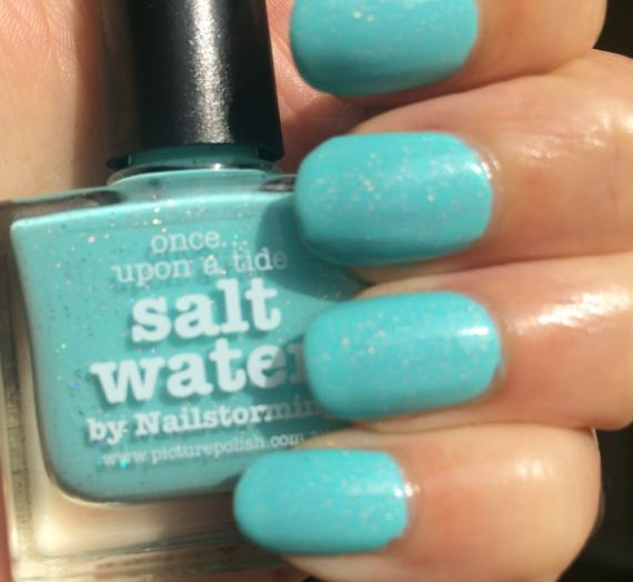 Picture Polish – Saltwater