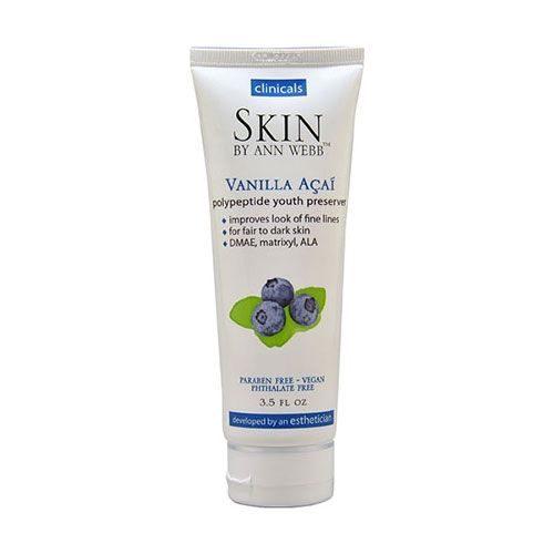 Skin by Ann Webb Vanilla Açaí Youth Preserver