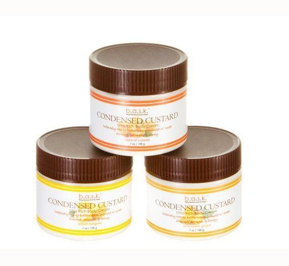 b.a.s.k. beauty – Condensed Custard Ultra Rich Body Cream