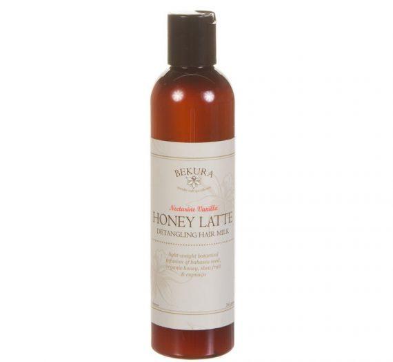 Bekura Beauty – Honey Latte Detangling Hair Milk