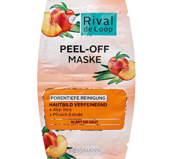 Rival de Loop/ Peach Peel-off mask