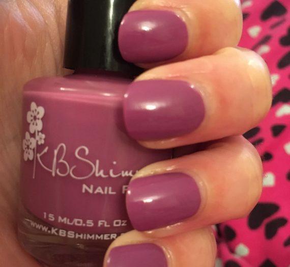 KB Shimmer – Radiant Orchid