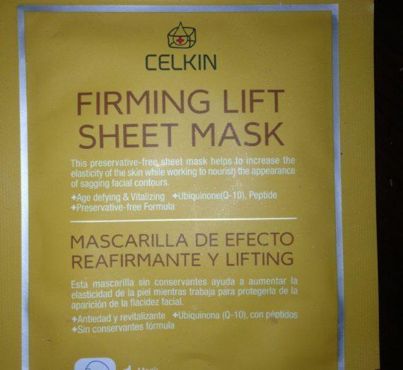 FIRMING LIFT SHEET MASK