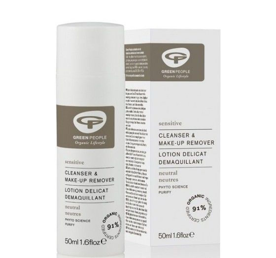 Green People – Organic Base No Scent Cleanser