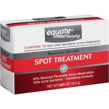 Equate Maximum Strength Spot Treatment