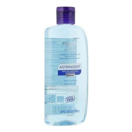 Deep Cleaning Astringent Sensitive Skin