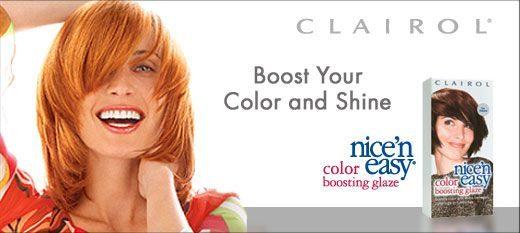 Nice N Easy Color Boosting Glaze