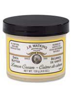 Lemon Creme Shea Butter
