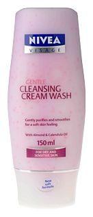 Gentle Cleansing Cream Wash
