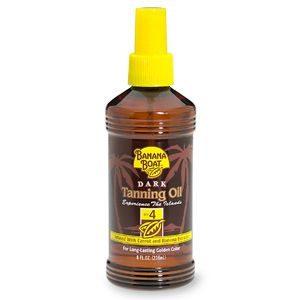 Dark Tanning Oil (SPF 4)