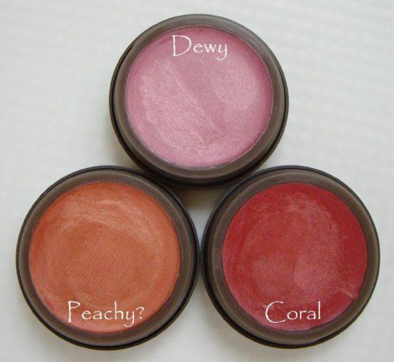 Dewy Sheer Colour Cream