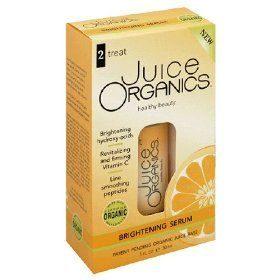 Juice Organics – Brightening Serum