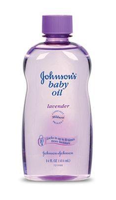 Lavender Baby Oil