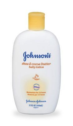 shea and cocoabutter baby lotion
