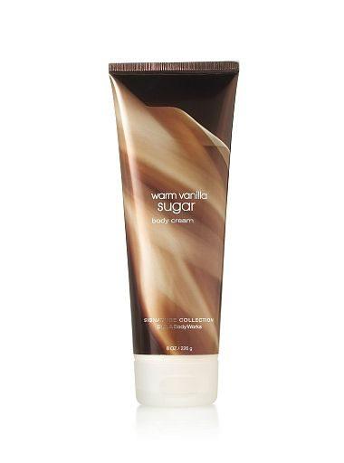 Body Cream – Warm Vanilla Sugar