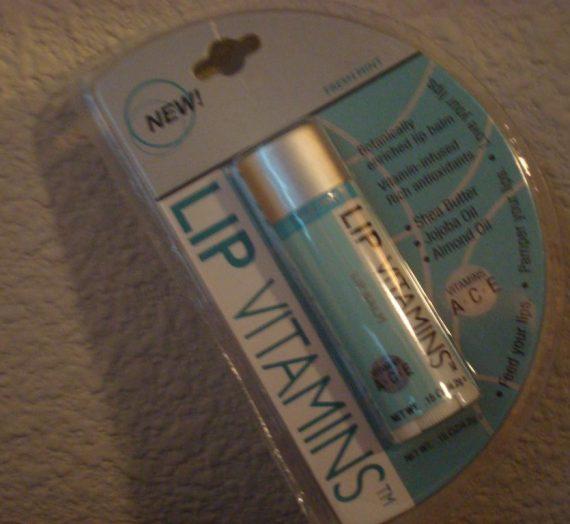 Lip Vitamins Lip Balm