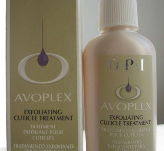 Avoplex Exfoliating Cuticle Treatment