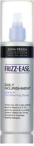 Daily Nourishment leave-in fortifying spray