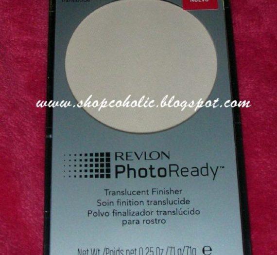 PhotoReady Translucent Finisher
