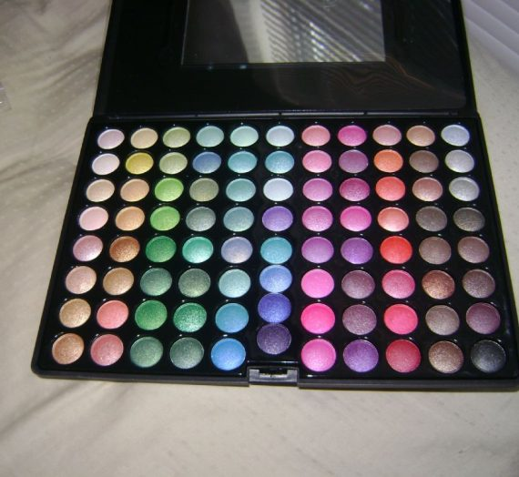 Ultra Shimmer 88 eye shadow palette