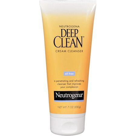 Deep Clean Oil-Free Cream Cleanser