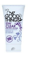 Good things – stay clear purifying cleanser