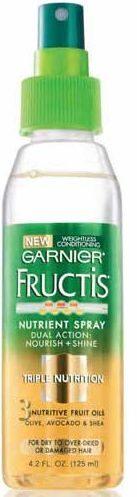 Fructis Triple Nutrition Nutrient Spray