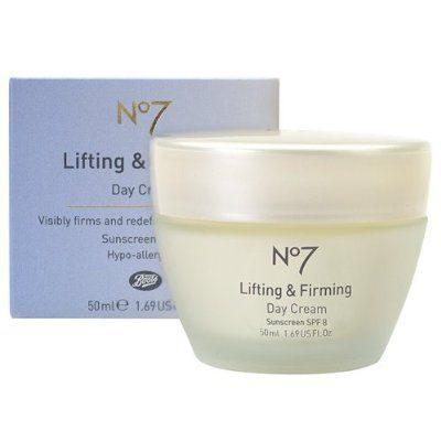 No7 Lifting & Firming Day Creme