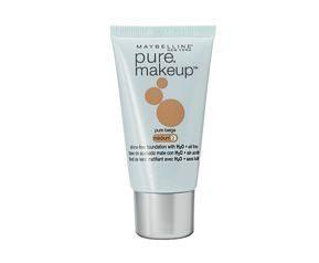 Pure Mineral Liquid Foundation