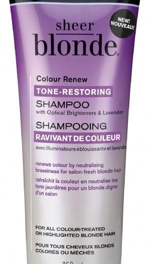 Sheer Blonde Color Renew Tone-Restoring Shampoo