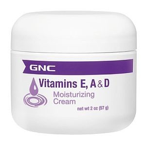 GNC – Vitamins E, A & D Moisturizing Cream