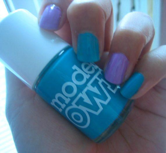 Models Own- Lilac Dream nail polish