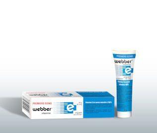 Webber Naturals Vitamin E cream