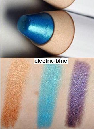 Jumbo Pencil in Electric Blue
