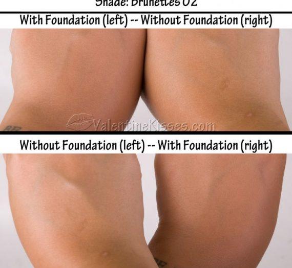 Terracotta Healthy Glow Foundation – Second Skin Effect